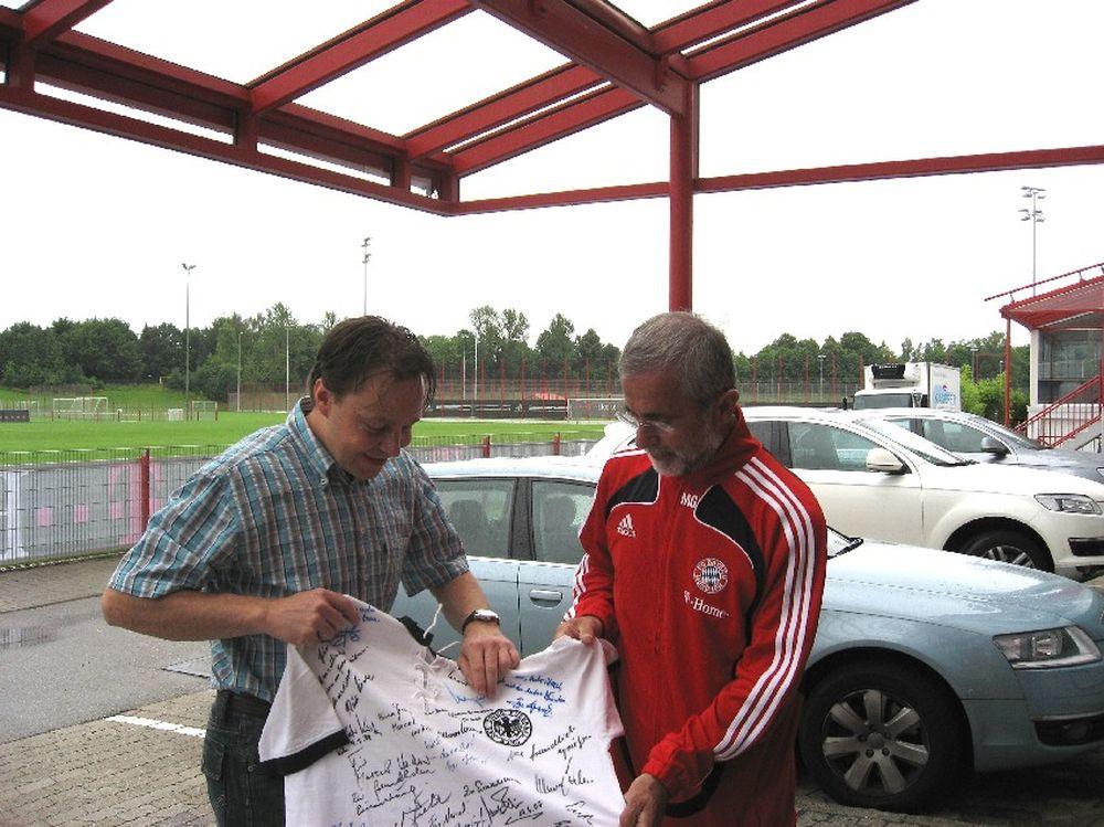 Gerd Müller   Fussballzeitreise